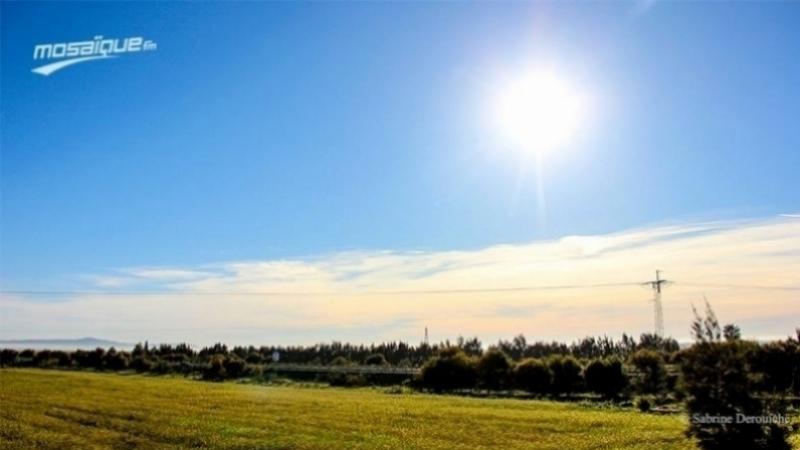 الإثنين.. طقس قليل السحب والحرارة في إرتفاع طفيف