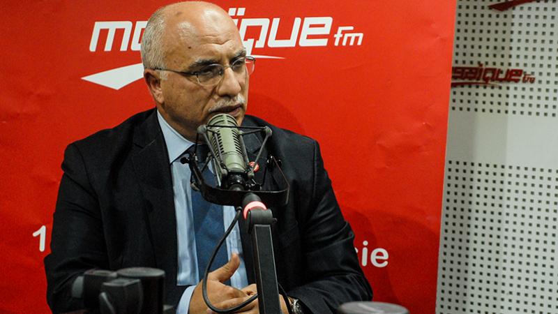 الهاروني: النهضة مع حكومة وحدة وطنية وضدّ التكنوقراط