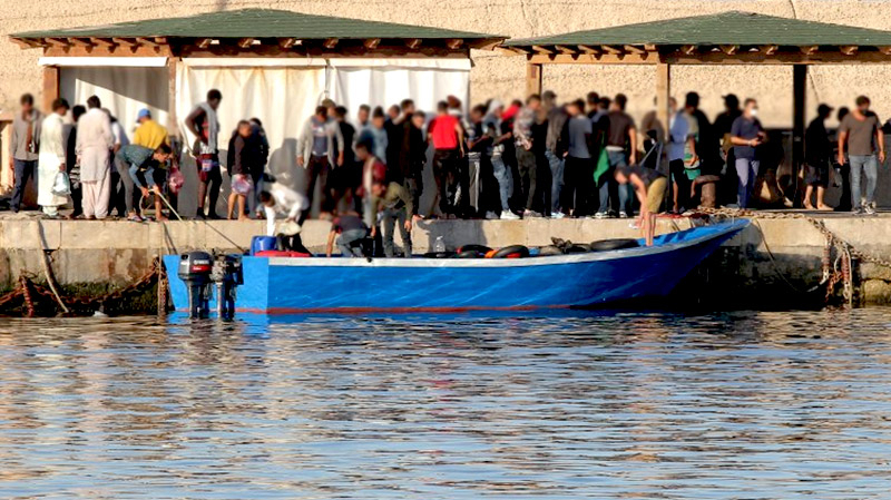 بن عمر: تونس تتعرض لإبتزاز من ايطاليا واسبانيا حول الهجرة غير النظامية