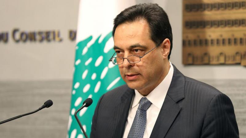 رئيس الوزراء اللبناني يُعلن استقالة الحكومة