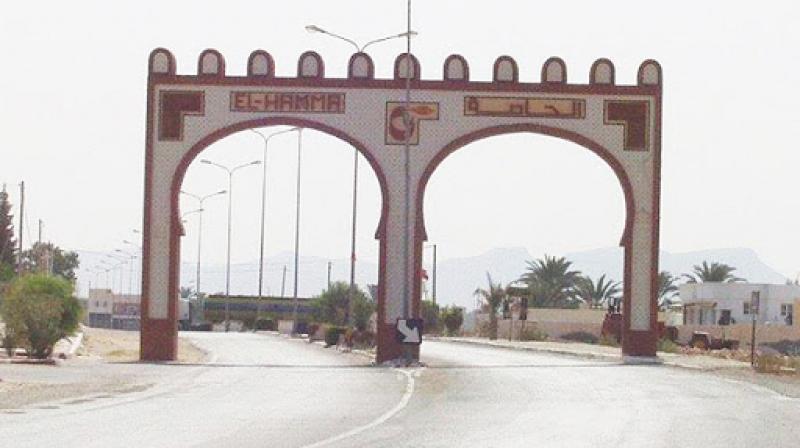 منع صلاة الجمعة وإلغاء الرحلات السياحية من وإلى الحامة