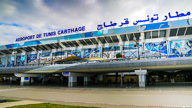 بن علية: لا إصابات جديدة بكورونا في مطار قرطاج