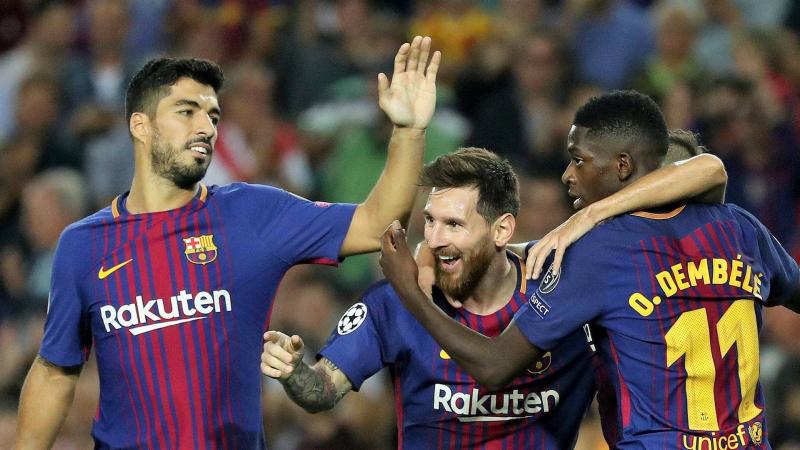 برشلونة يستعيد أحد أبرز ركائزه قبل موقعة البايرن