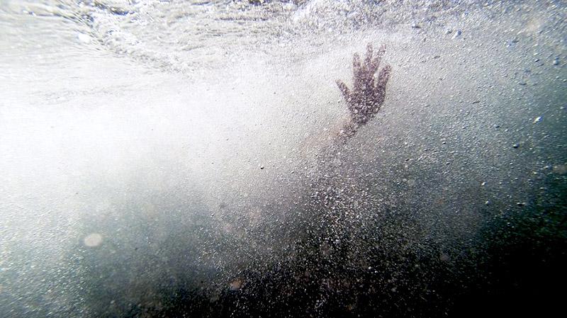 وفاة ستيني غرقا في بحر جرجيس