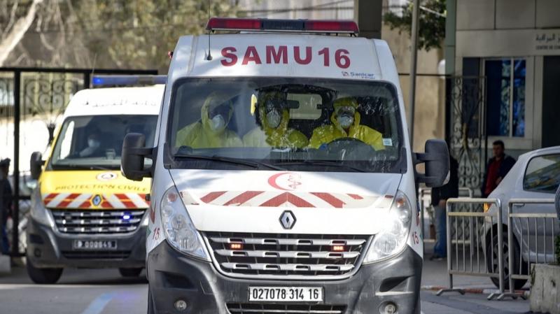 الجزائر: 1333 وفاة بكورونا منها 11 وفاة في يوم واحد