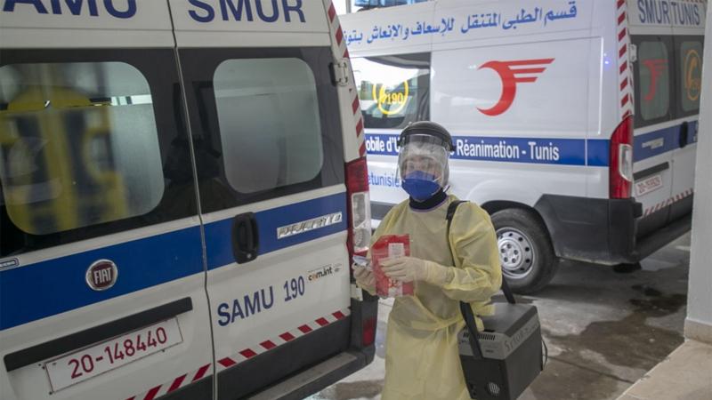 38 إصابة محلية جديدة بكورونا في تونس