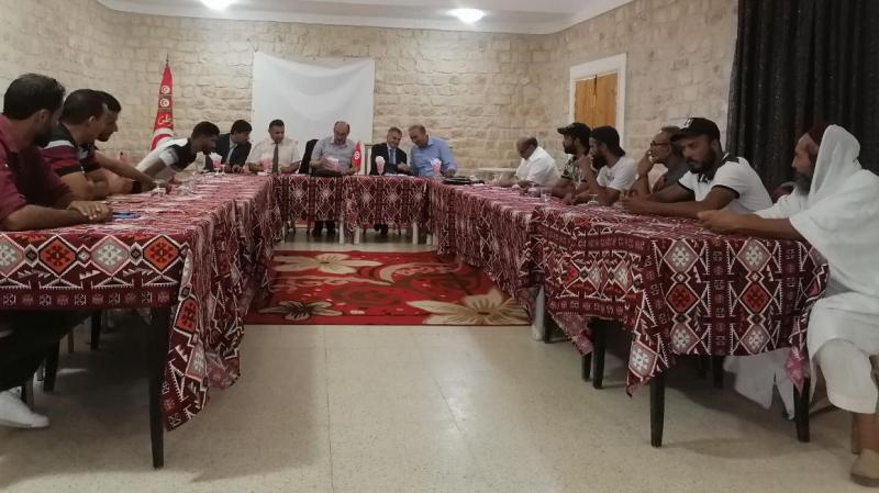 منجي مرزوق: الحكومة وافقت على انتداب 500 شاب بشركة البيئة في تطاوين
