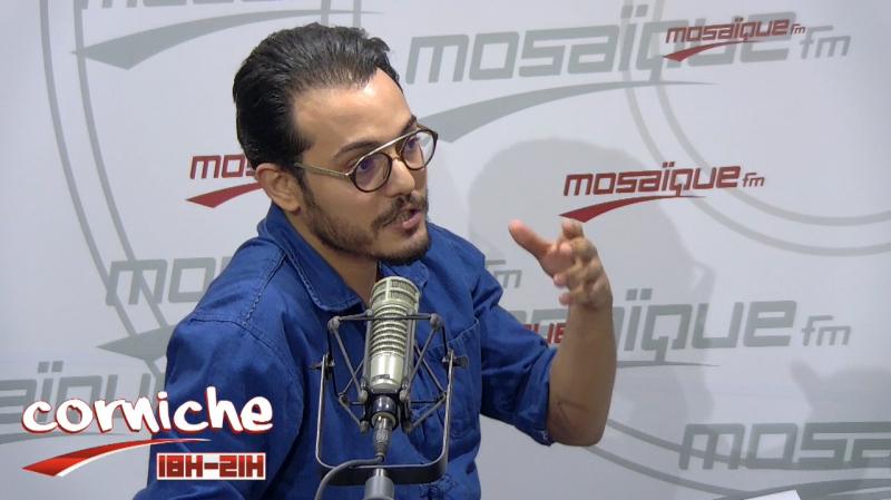 زين العابدين المستوري: 'أنا ضامر شويّة..'