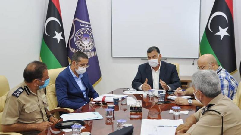حكومة الوفاق تدرس فتح الحدود بين تونس وليبيا