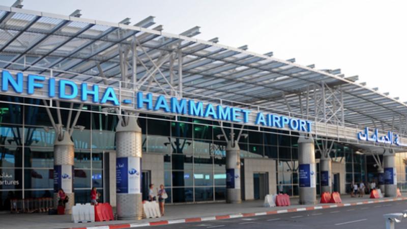 مطار النفيضة يستقبل 177 سائحا من إستونيا