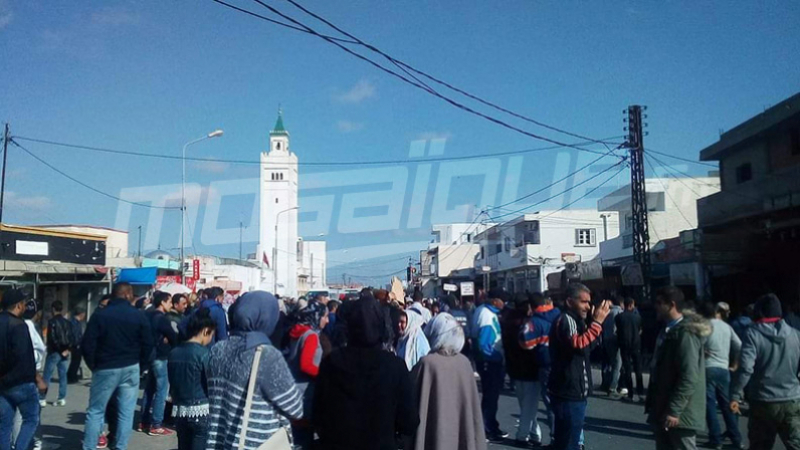 سيدي بوعلي: غلق الحمام والسوق الاسبوعية بسبب كورونا
