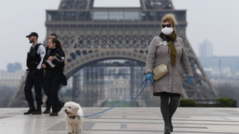 كورونا: فرنسا تسجل ذروة جديدة وتصنف باريس ومرسيليا مناطق حمراء