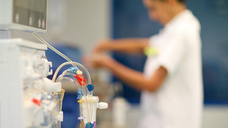 بوسالم: رفع عينات لمرضى تصفية الدم بعد إصابة مريض بكورونا