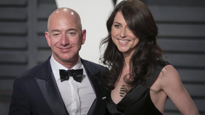 أغنى إمرأة على وجه الأرض طليقة أغنى رجل في العالم