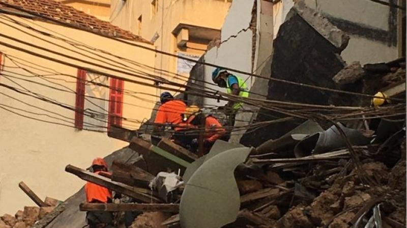 فرق الإنقاذ تبحث عن 'قلب نابض' في الأنقاض بعد شهر من انفجار بيروت