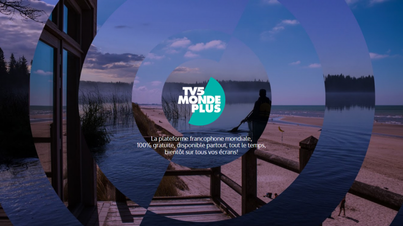 "TV5MONDE تطلق ""TV5MONDEplus"": المنصّة الفرنكوفونيّة العالميّة"