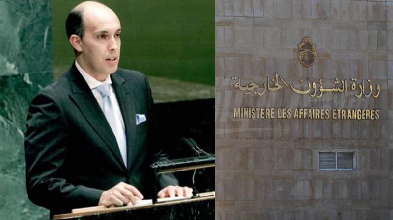 وزارة الخارجية: تجاوزات إدارية ومالية وراء إنهاء مهام القبطني