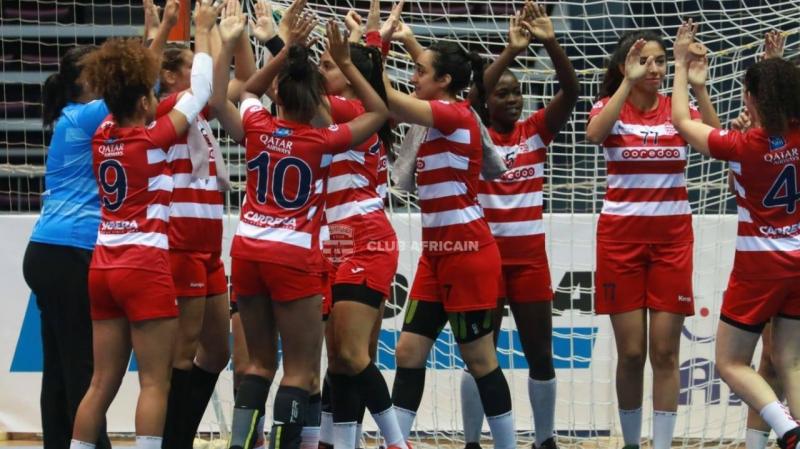 كرة اليد: سيّدات الإفريقي يُتوّجن بالبطولة الـ27 في تاريخهن