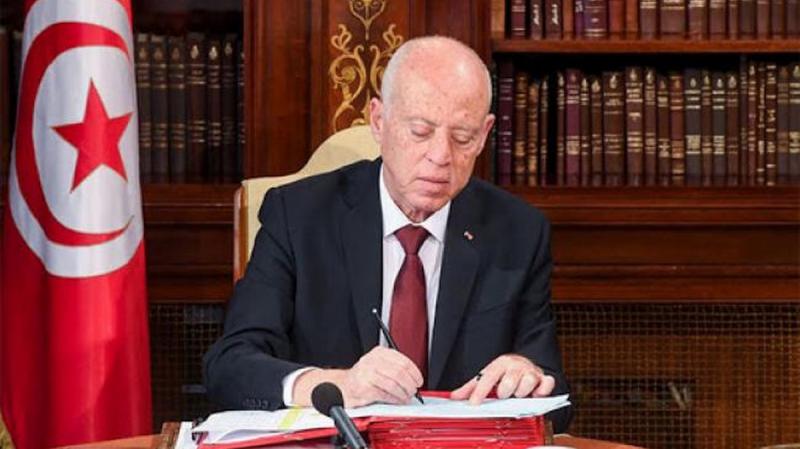 البعثة الدائمة لتونس لدى الأمم المتحدة تُراسل قيس سعيّد