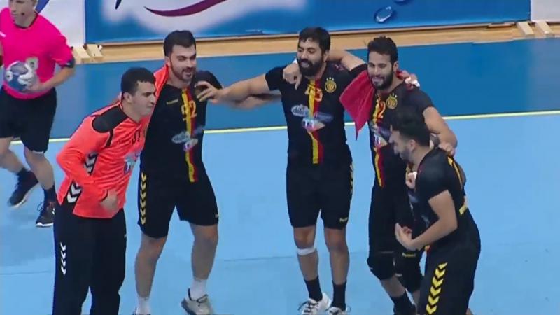 كرة اليد: الترجي يُحقّق البطولة الـ33 في تاريخه