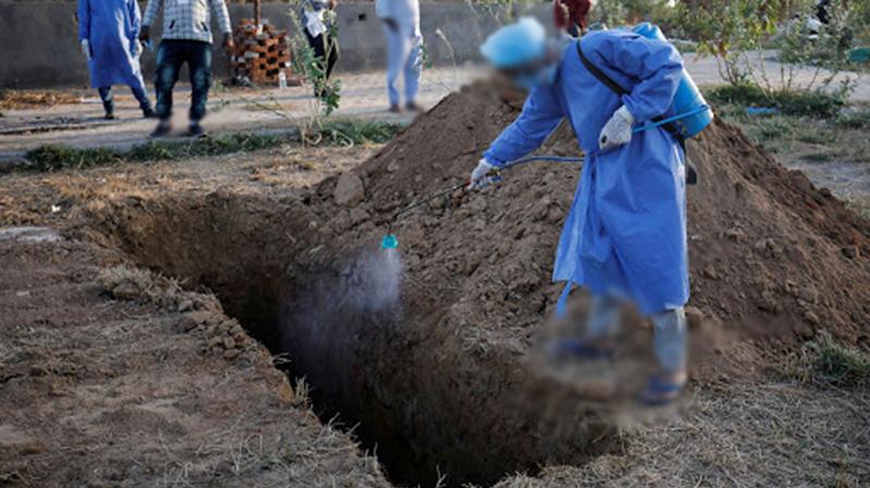 بن عروس: وفاة عامل بمستشفى الحروق بكورونا