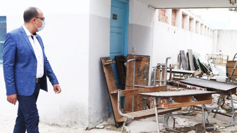 32 مليون دينار لصيانة 400 مدرسة بصفة استعجالية
