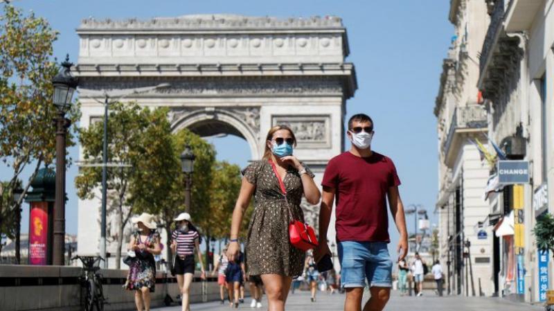 ستة آلاف إصابة جديدة بكورونا في فرنسا