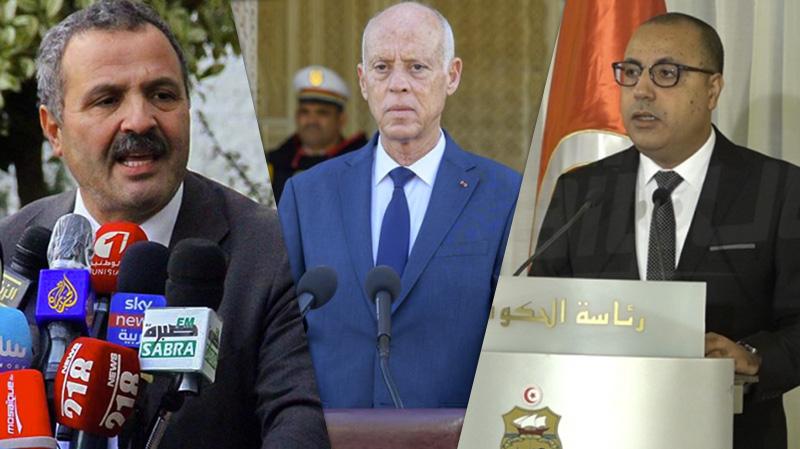 سيغما: سعيّد والمكّي والمشّيشي يكسبون ثقة التونسيين