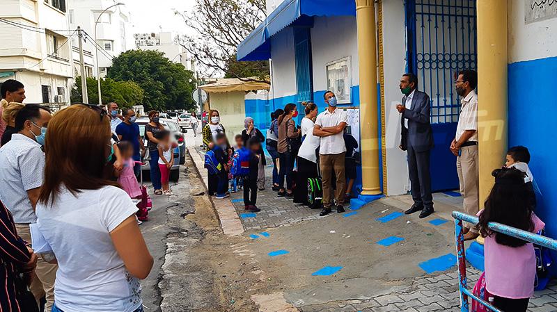 كورونا: إجراءات استثنائية في المدارس الابتدائية
