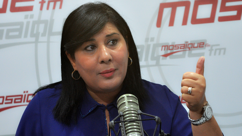 عبير موسي: 'حكومة المشيشي ليست في المستوى'