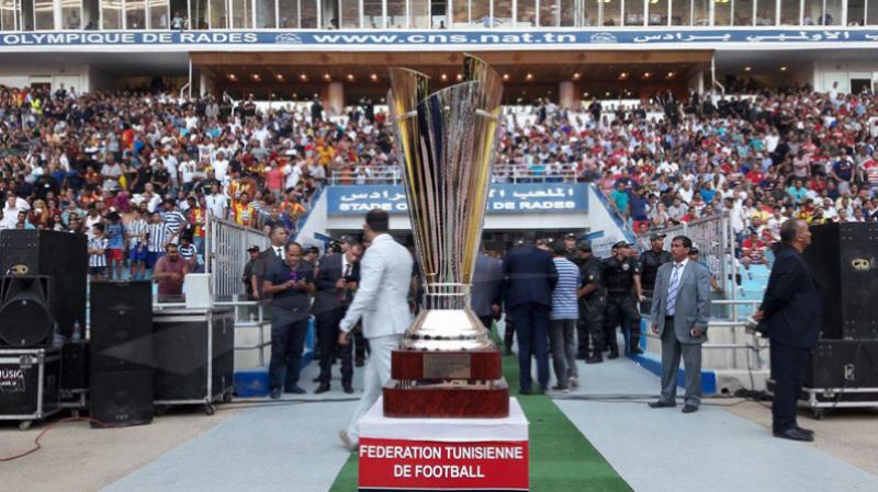 نتائج قرعة نصف نهائي كأس تونس