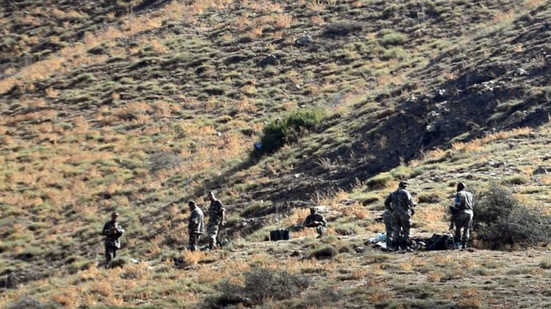 تفكيك خلية إرهابية على الحدود الجزائرية التونسية