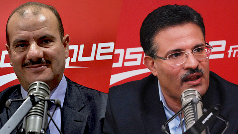 رفيق عبد السلام وأنس الحمايدي في ميدي شو اليوم