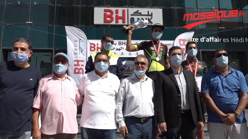 قائمة الفائزين بالجائزة الكبرى لـ BH بنك لسباق الدراجات