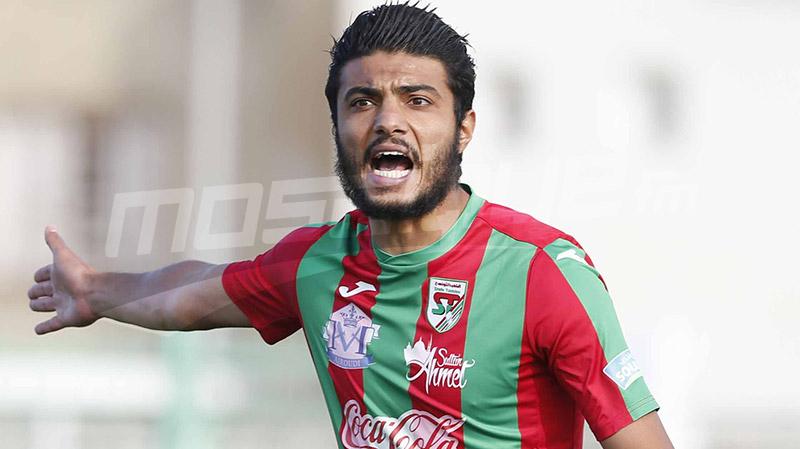 حمزة حدّة يمدد عقده مع الملعب التونسي
