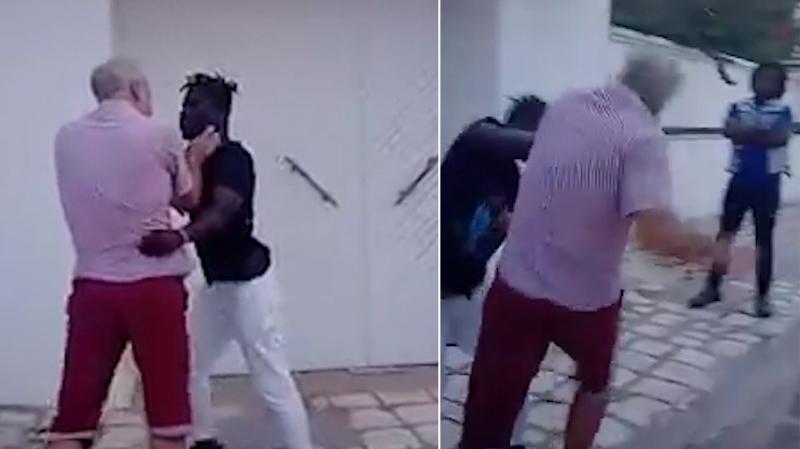 تم تداول فيديو للحادثة على فيسبوك: التحقيق في إعتداء على أجنبي في سوسة