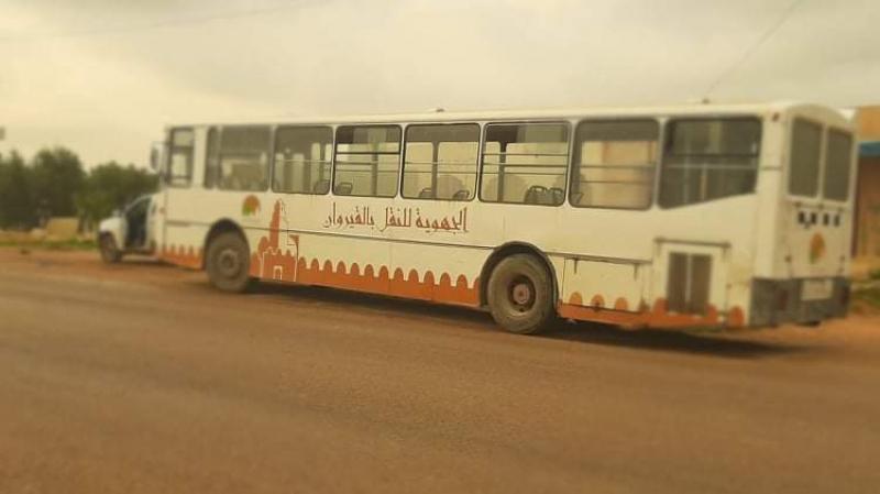 السبيخة: احتجاز حافلتينمن قبل أولياء تلاميذ