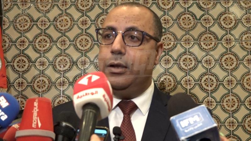 المشيشي: متمسكون بدعم الحق الفلسطيني وموقفنا ثابت من الملف الليبي