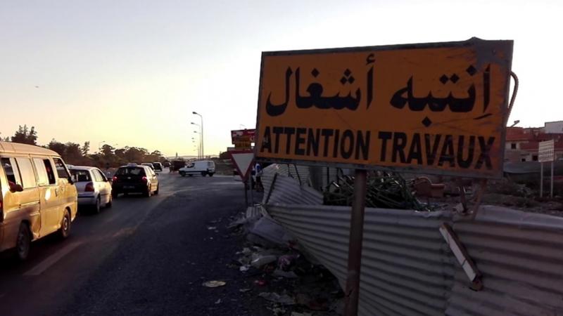 شبهات فساد وتدليس وثائق وافتعال إمضاء في أشغال هذه الطرقات