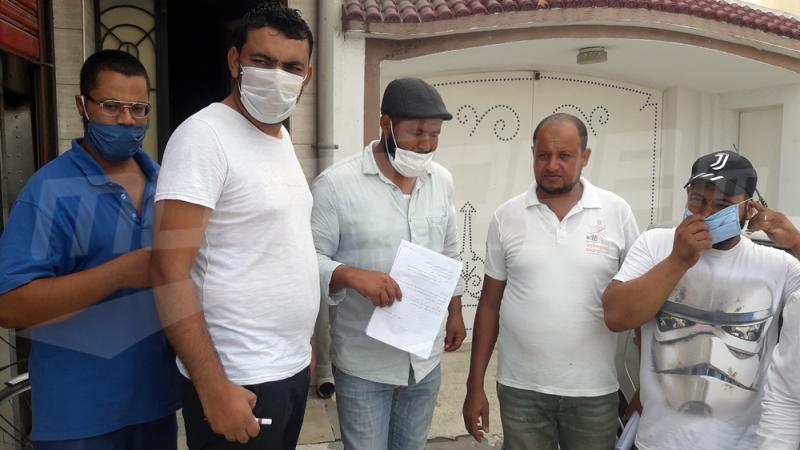 السبيخة: أهالي منطقة القفي يطالبون بحافلة لنقل أبنائهم