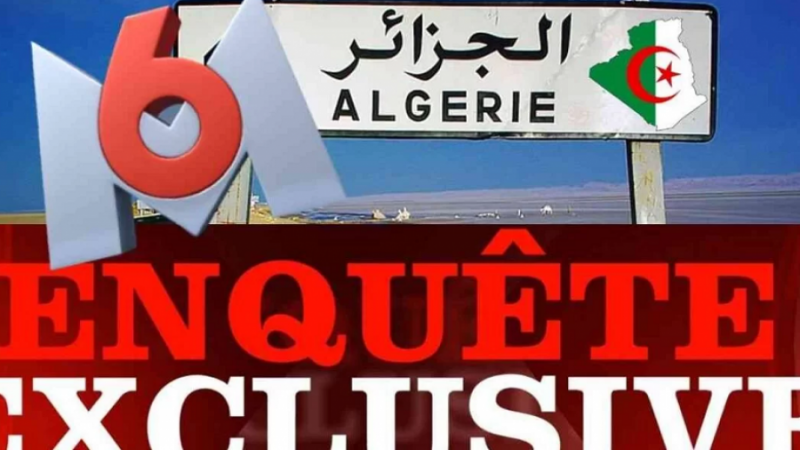 منع قناة ''M6'' من العمل في الجزائر