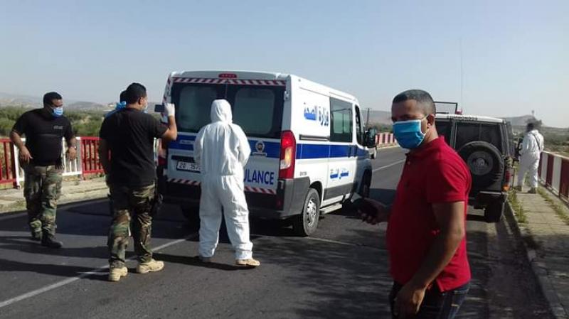 المهدية: فرار مصاب بكورونا من مركز الحجر الصحي