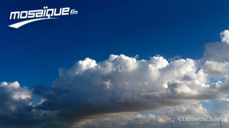 الأربعاء: طقس مغيّم جزئيا مع أمطار متفرقة