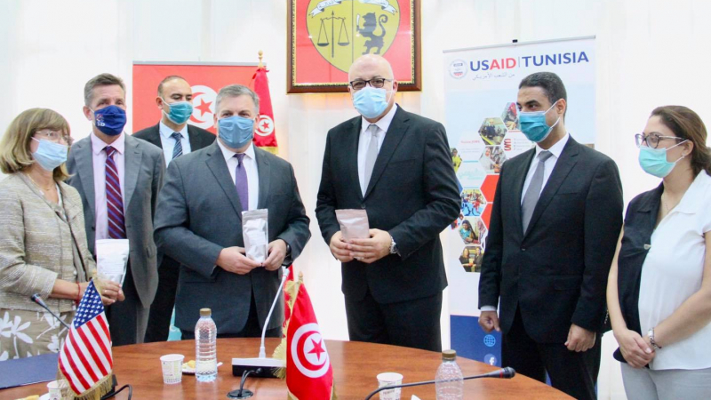 بتمويل أمريكي: هبة من يونيسيف لدعم تونس في تقصي كوفيد 19
