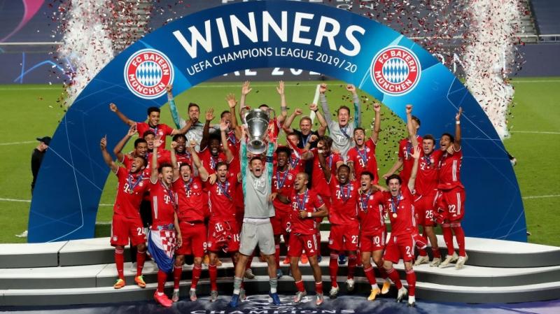 هيمنة ألمانية على جوائز 'يويفا' لكرة القدم