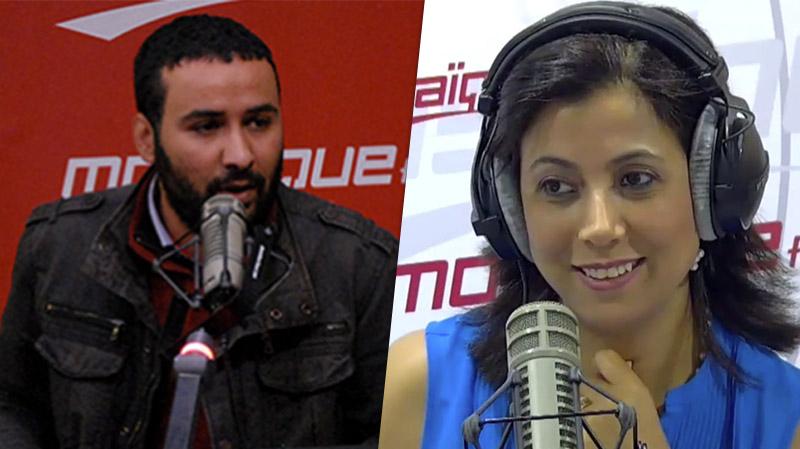 محمد ياسين الجلاصي نقيبا للصحفيين وأميرة محمّد نائبا