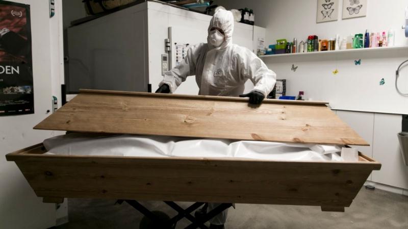 وفاة مصاب بكورونا في حي التّضامن