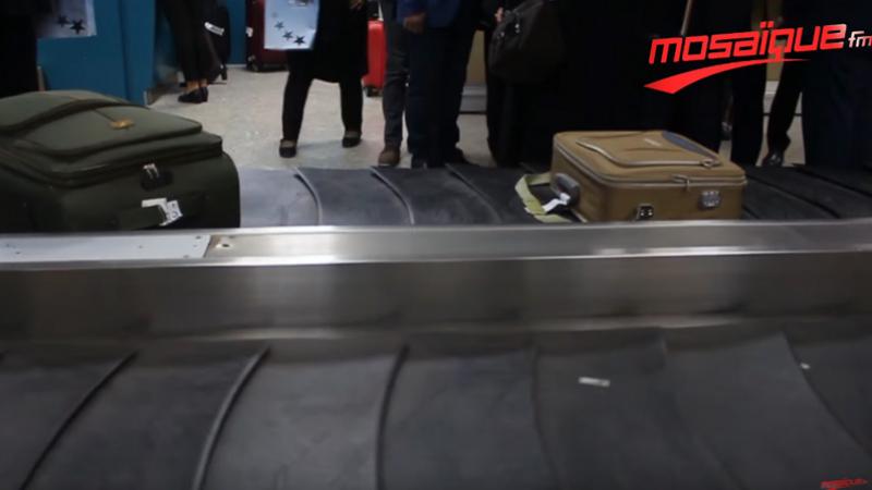 سرقة الأمتعة في مطار قرطاج تعود