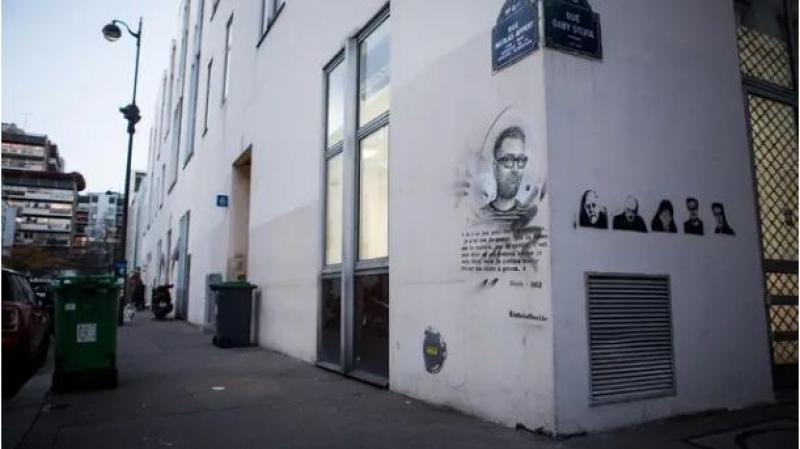 جرحى في حادثة طعن قرب مقر شارلي ايبدو في باريس