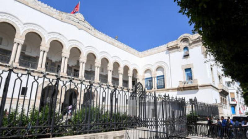 كورونا يتسبب في غلق المحكمة الإبتدائية بتونس